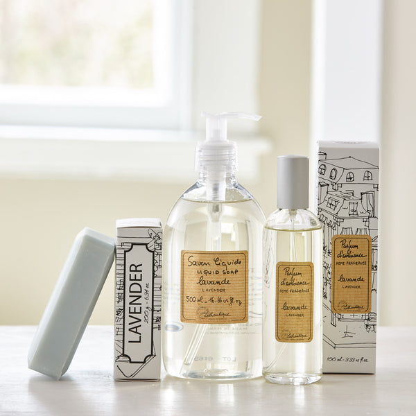 LAVENDER BATH & HOME COLLECTION