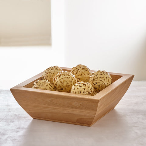 LIMITED EDITION NATURAL BEECHWOOD BOWL