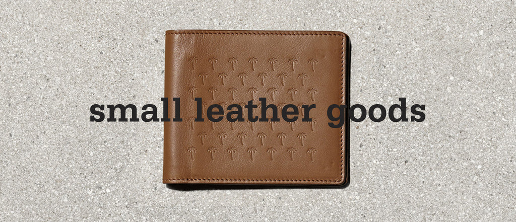 men - small leather goods