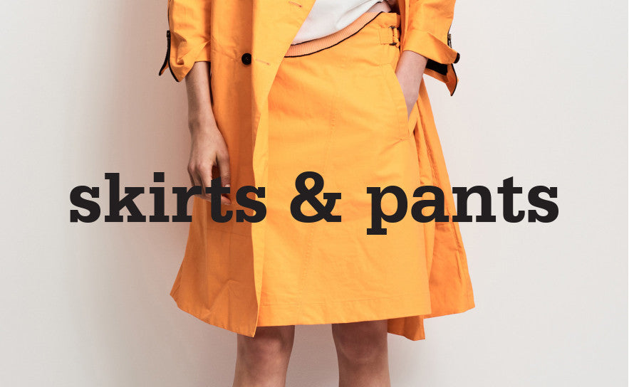 women - skirts & pants