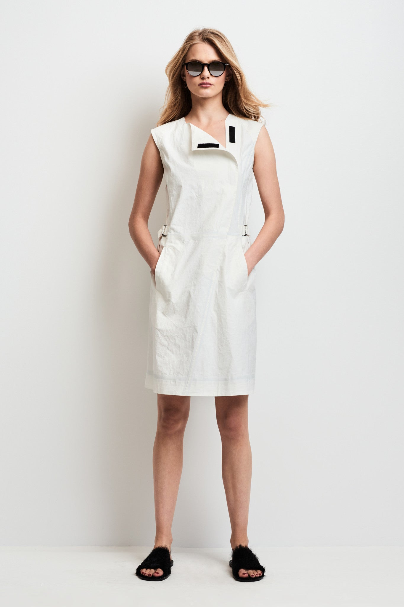slicker cotton dress