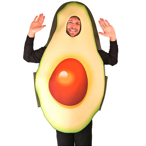Avocado Costume <br>Adult