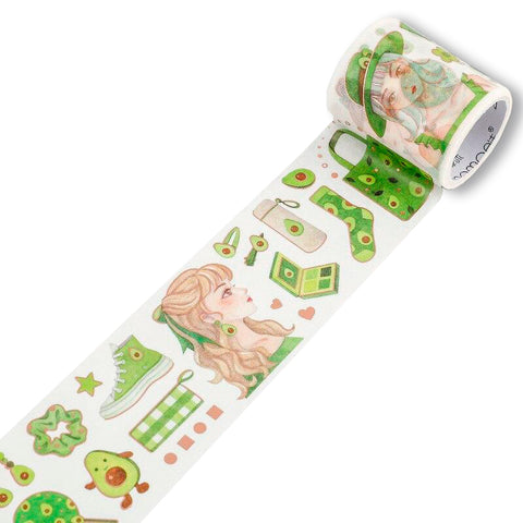 Avocado Adhesive Tape <br>Avocado Accessories (3m x 5cm)