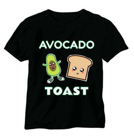 Avocado Shirt<br>Avocado Toast is Life