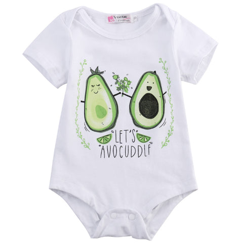 Avocuddle Avocado Onesie