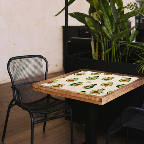 Avocado Table Set <br>Characters