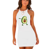 Avocado Dress <br>Dab