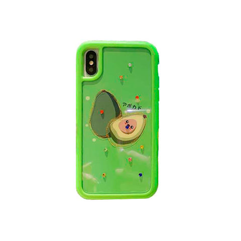Avocado Phone Case<br>Green