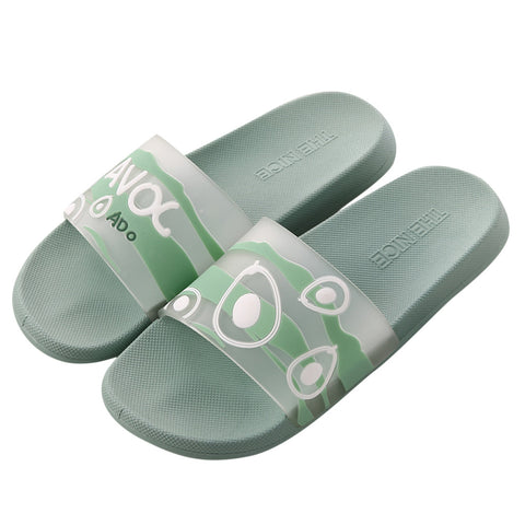 Avocado Slippers<br>Green
