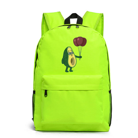 Avocado Backpack<br>Balloon