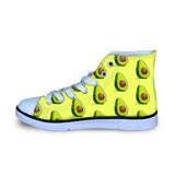 Avocado Shoes<br>Yellocado
