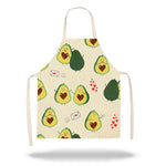 Avocado Apron <br>Heart Shaped Core