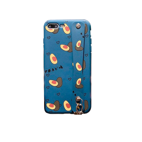 Avocado Phone Case<br>Japanese