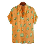 Avocado Shirt<br>Button Up