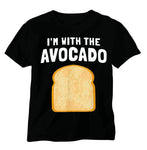 Avocado Shirt<br>I'm With The Avocado