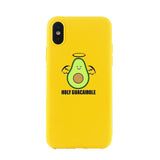 Angel Avocado Phone Case