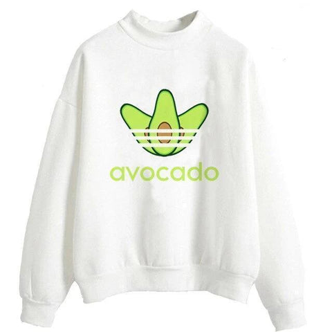 Avocado Adidas Hoodie | Avocado Clothing Store