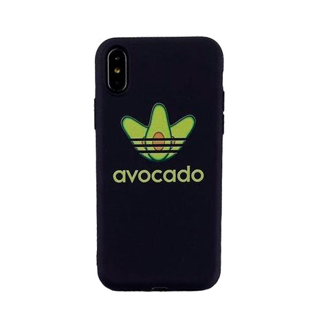 Avocado Phone Case<br>Adidas