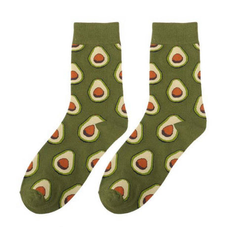 Avocado Crew Socks | Avocado Clothing Store