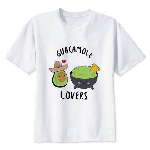 Avocado Guacamole T-Shirt | Avocado Clothing Store