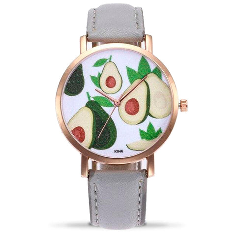 Avocado Watch <br>Halves