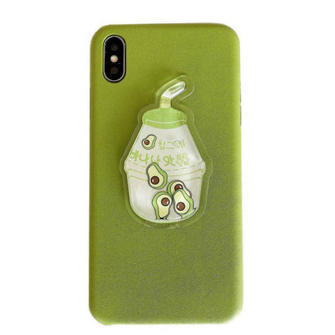 Avocado Liquid Phone Case | Avocado Clothing Store