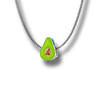 Avocado Necklace Silver | Avocado Clothing Store