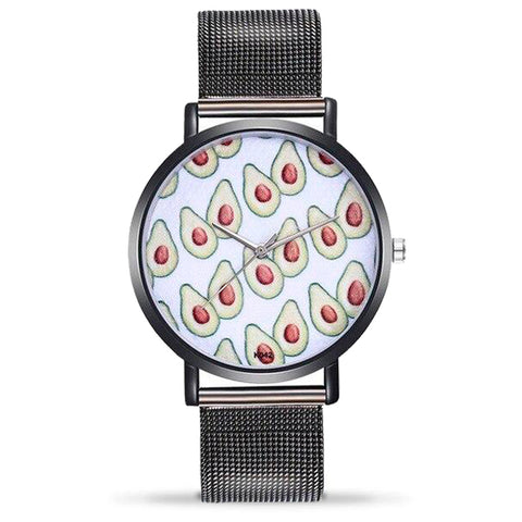 Avocado Watch <br>Pattern