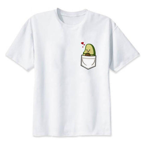 Avocado Pocket T Shirt | Avocado Clothing Store