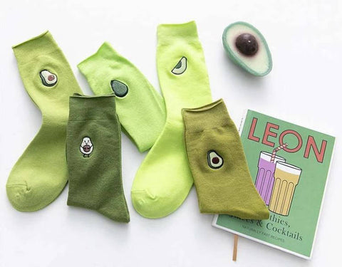 Avocado Socks Womens | Avocado Clothing Store