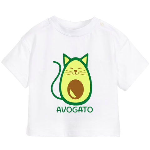 Avocado Shirt Kid<br>Avogato