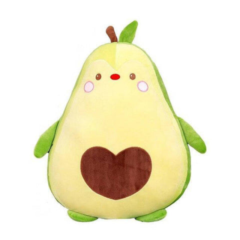 Huggable Avocado Pillow | Avocado Clothing Store