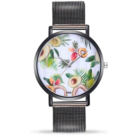 Avocado Watch <br>Nature