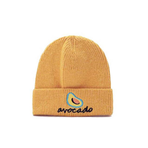 Orange Avocado Bonnet | Avocado Clothing Store