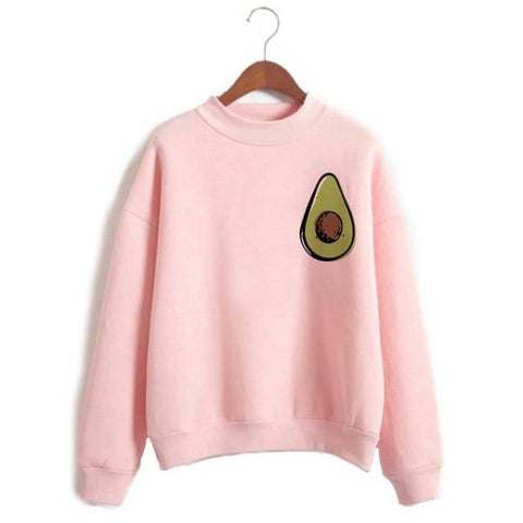 Pink Avocado Hoodie | Avocado Clothing Store