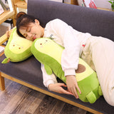 Avocado Plush<br>Cushion