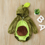 Avocado Costume <br>Baby Bump