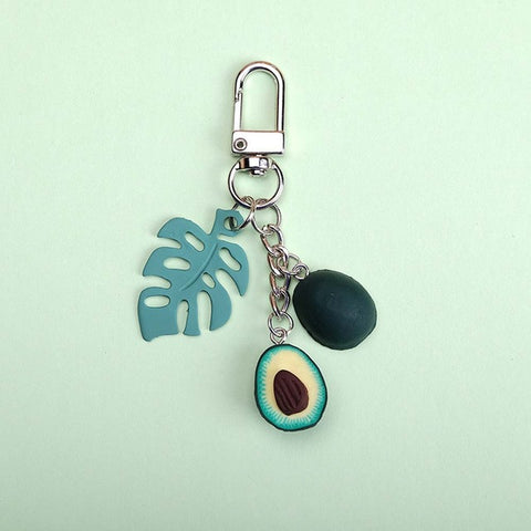 Avocado to my Heart Keychain | Avocado Clothing Store