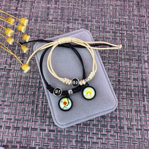 Avocado Bracelet <br>Couple