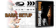 "VIDEO - ""Guitar - The Basic Setup"" Episode 3 - Digital download"