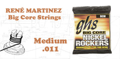RENÉ MARTINEZ  Big Core Strings (BCM)