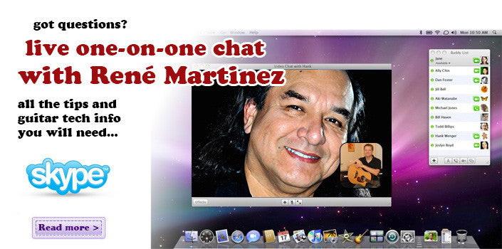 Live one-on-one chat