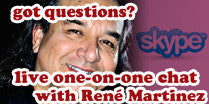 Chat with René Martinez