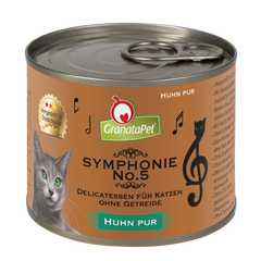 GranataPet Symphonie No5 Chicken 200g