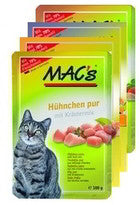 MAC's Mixed Pouch <BR>Pack (with Fish) <BR>- 12 x 100g pouches