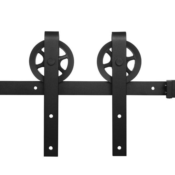 Ainfox 8FT Barn Door Hardware Kit