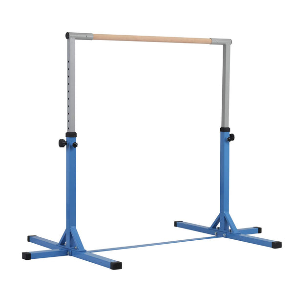 Wesfital Gymnastic Bar, Height Adjustable Kip Bar,Premium Horizontal Bar,Junior Gymnastics Training Equipment