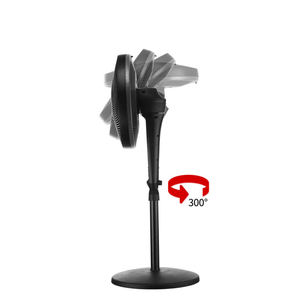 "16"" CONVERTIBLE FAN WITH REMOTE CONTROL"