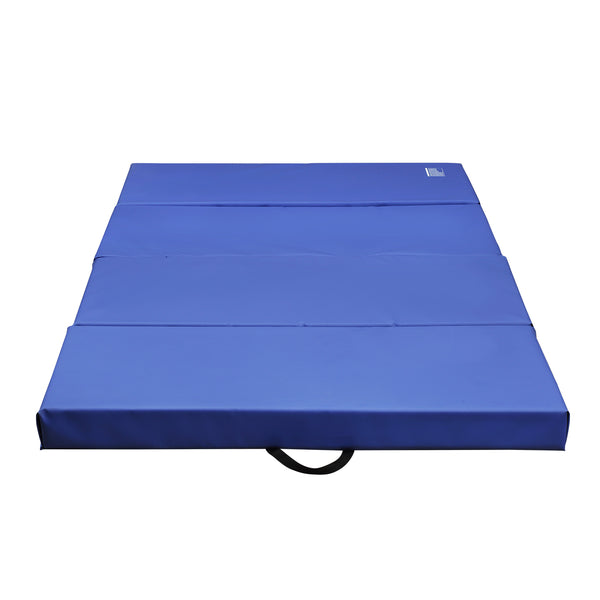 Ainfox Gymnastics Landing Mat, 4'' Thick Tumbling Mat Crash Pad Perfect for Cushioning Falls Junior Kip Bar