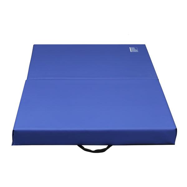 Gymnastics Mat Landing Mat 4 inch Thick Durable Practice Mats for Tumbling, Wrestling,Core Workouts